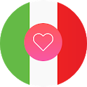 Italy Dating App and Italian Chat Free icon