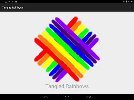 纠结的彩虹