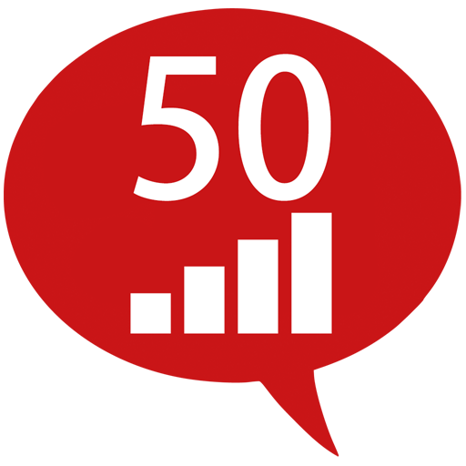 STEPS in 50 languages Icon