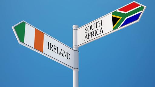 An Irish delegation visited SA and Kenya on a trade mission.