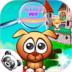 Secret Pet Animals : Hidden Object Games Icon