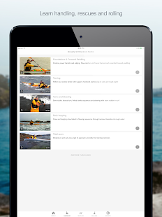 Sea Kayak with Gordon Brown- screenshot thumbnail