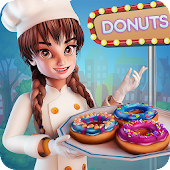 Tải Game Donut Maker 3d