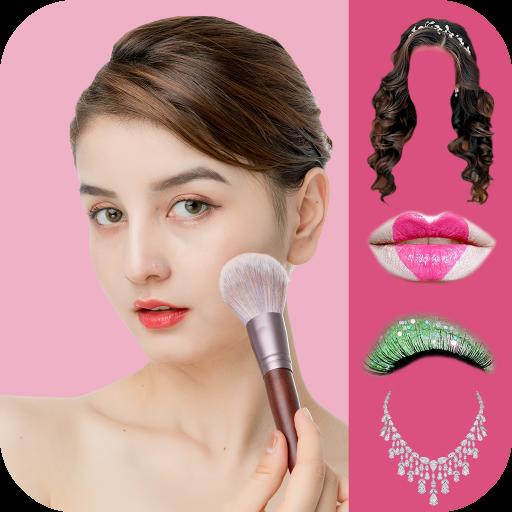 Girls Camera - Beauty Photo Makeup Editor Icon