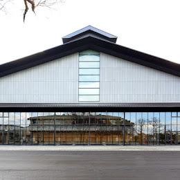 松江市総合体育館のメイン画像です