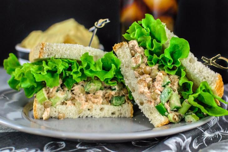 Tuna and Lentil Salad Recipe