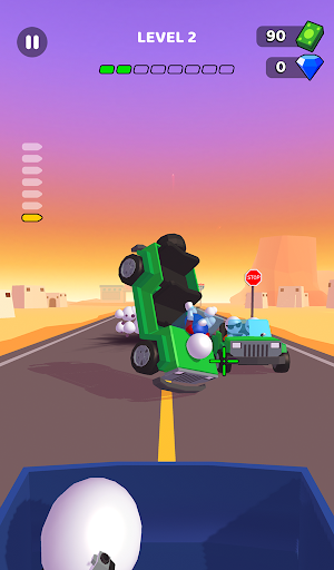 Rage Road screenshot 8