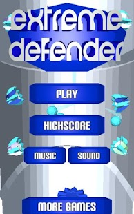 Extreme Defender Pong- screenshot thumbnail