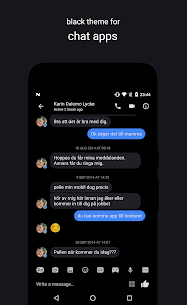 Swift Black Substratum Theme v271 Full APK 4