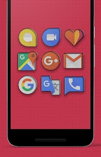 Cloth - Icon Pack Screenshot