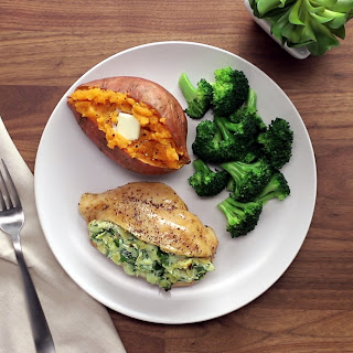 Spinach-Stuffed Chicken Recipe