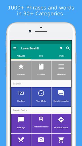 Simply Learn Swahili screenshots 15