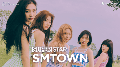 SuperStar SMTOWN 2.8.8 screenshots 1
