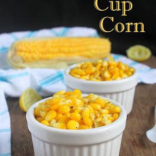 Cup Corn Recipe | Sweet Corn Recipes.