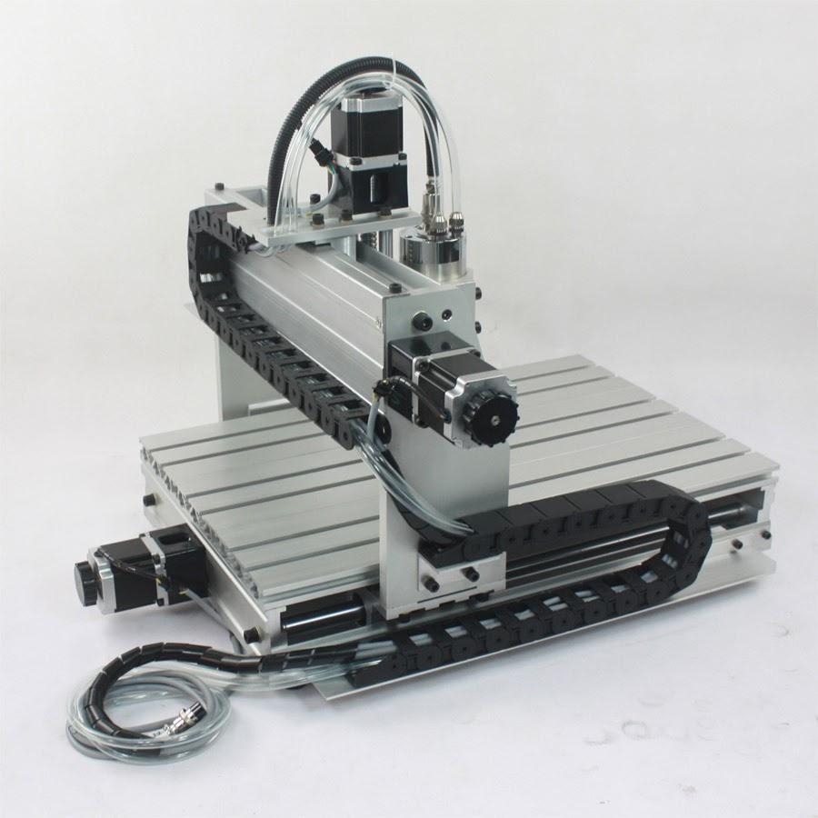 Máy CNC mini 3040 khắc con dấu, lịch