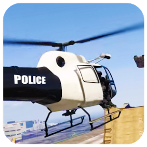 Police Helicopter : Cop Pilot Flying Simulator 3D