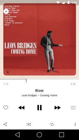 android Apple Music Screenshot 6