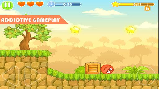 Red Ball 5 : Jump Ball Adventure 1.0.2 {cheat hack gameplay apk mod resources generator} 5