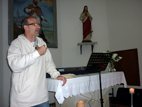 Photo: Anyák napján D. Nagy Tamás tanított a Tízparancsolatról, a kapcsolatok fontosságáról és szabályairól.