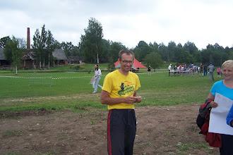 Photo: Игорь Комин - один из летописцев нашего вида спорта. Перед стартом он полон оптимизма...