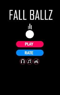 Falling Ballzz - náhled