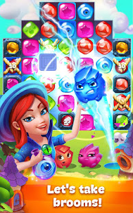 Charms of the Witch – Magic Match 3 Games 5