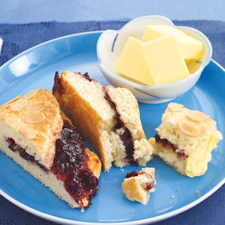 Cherry Jam and Almond Turnover Recipe