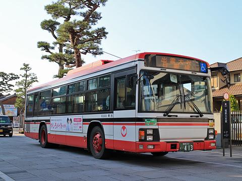 一畑バス 出雲大社・日御崎線 ・413 その1