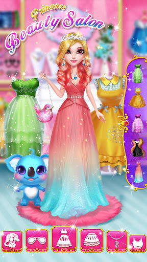 Princess Beauty Salon - Birthday Party Makeup  screenshots 5