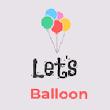 Let'sBalloon icon