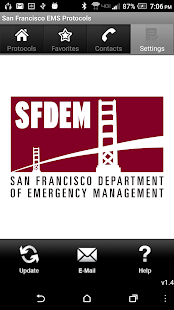 San Francisco EMS Protocols- screenshot thumbnail