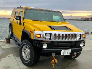 H2  07,HUMMER,LUXPXG三井D車のカスタム事例画像 ヨシクマ🇺🇸🍍さんの2020年02月16日17:57の投稿