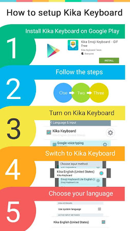 Galaxy Sparkle Kika Keyboard 8.0 screenshot 1272029