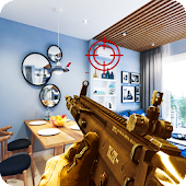 Destroy the House: Smash Home FPS Blast Shooter