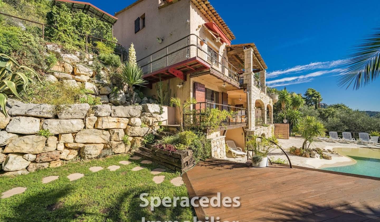 Villa with pool and terrace Spéracèdes