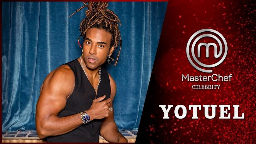 Yotuel en el programa Masterchef Celebrity. Imagen de RTVE.