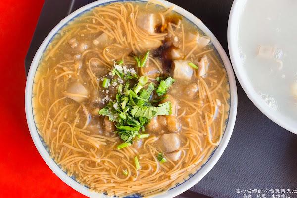 鳳邑麵線 銅板價!料多豐盛麵線糊和四神湯,鳳山在地平價傳統小吃。