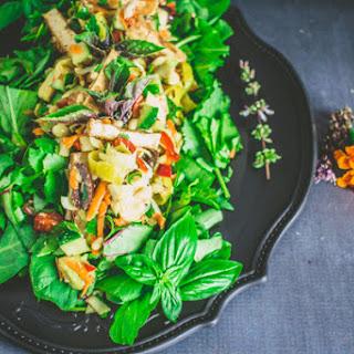 Mediterranean Chop Chop Salad