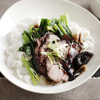 Pork with Sticky Asian Glaze
