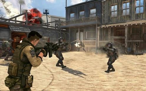 Commando pomsta mise v2 - náhled