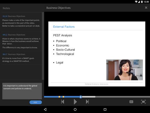 Adobe Captivate Prime screenshot 9