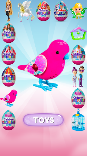 Surprise Eggs: Free Game for Girls 2.5 screenshots 10