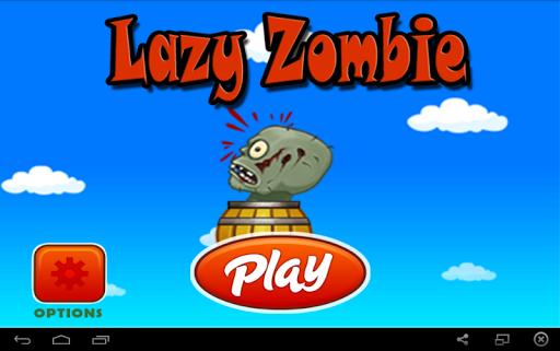 Lazy Zombie