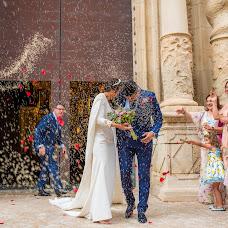 Wedding photographer Ruben Sanchez (rubensanchezfoto). Photo of 02.08.2018