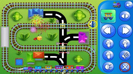 Trains for Kids  screenshots 4
