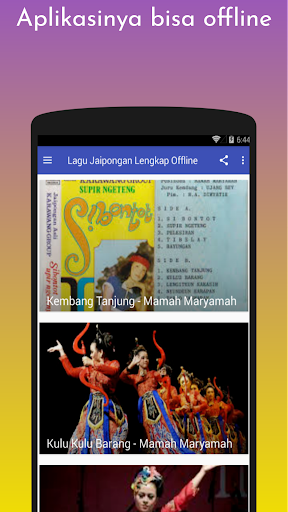 Download Video Jaipong Kembang Tanjung : download, video, jaipong, kembang, tanjung, Download, Jaipongan, Lengkap, Offline, Android, STEPrimo.com