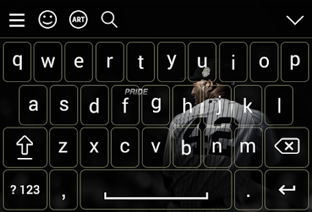 Keyboard for Yankees - náhled