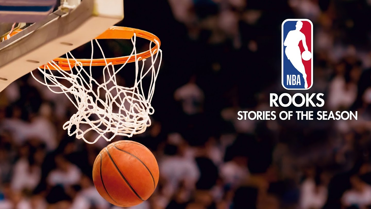 Watch NBA Rooks: Stories of the Season live