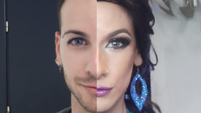 Juan y Nadine conviven en una perfecta dualidad.