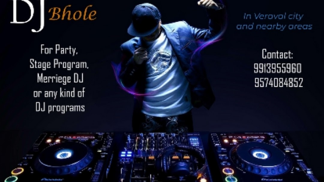 bhole sound and dj - DJ Service gir-somnath district and